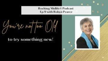 Podcast - Robyn Pearce